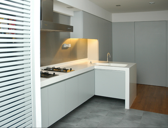 Build In Kitchen For Singapore Small Hdb Flat Joy Studio